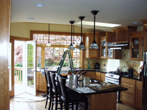 All fine finishes on the Cabinetry made this Kitchen Remodel Perfect